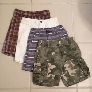 Lot of toddler shorts